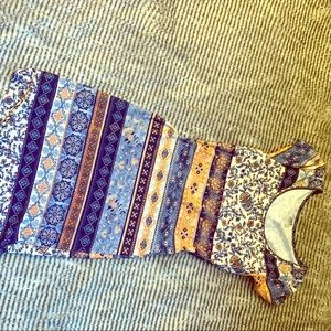 HIPPY MUDD DRESS